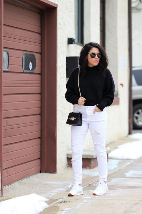 Calzado Con Outfits Deportivo 3 De Blanco Combinar Ideas Para zaHxPXYq