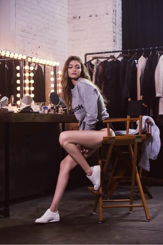 L'interview Avec Hadid Rapides Gigi Questions 37 tr8Rt