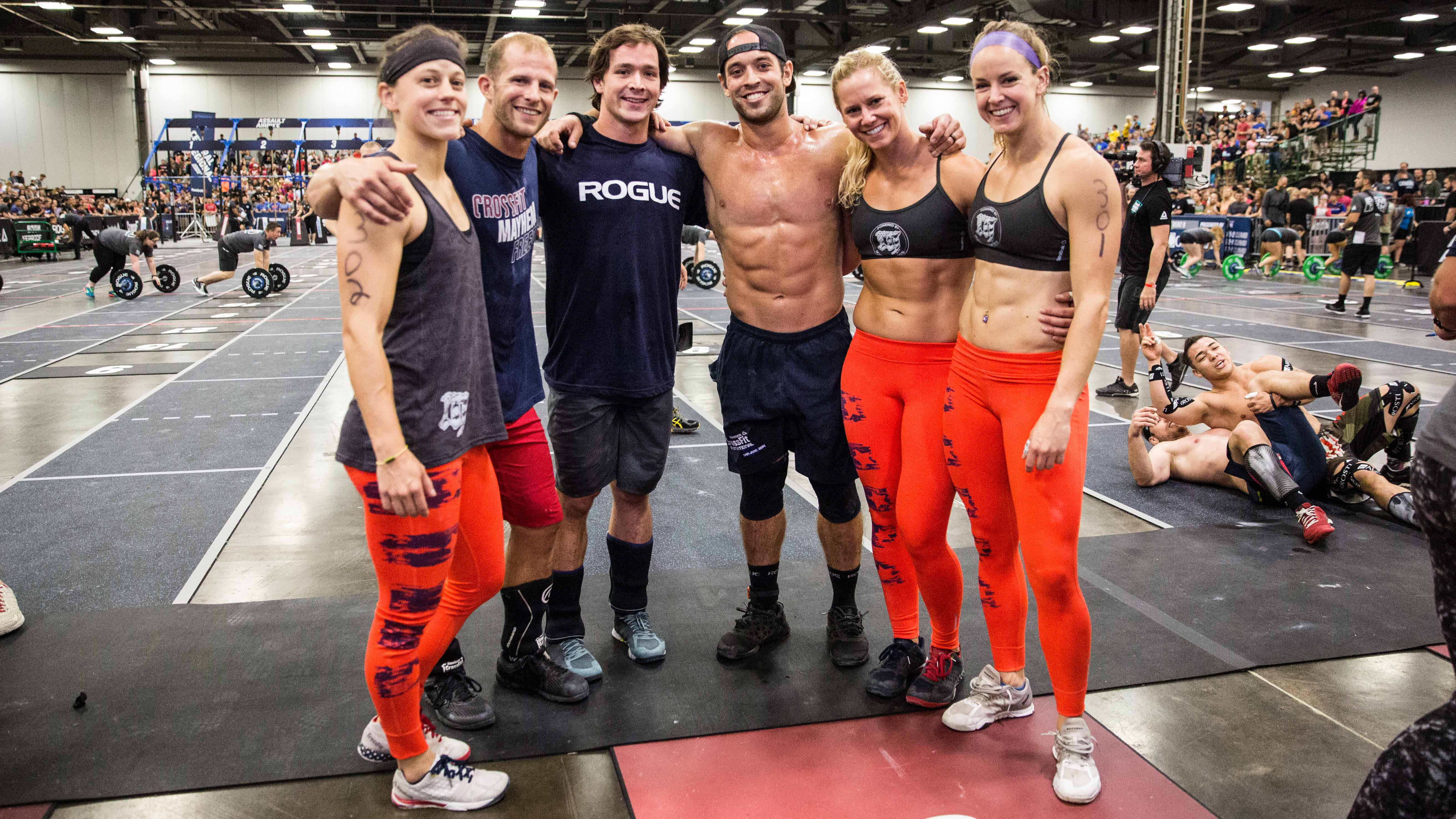 2f3ef21045b38 The Secret to CrossFit Mayhem Freedom s Success May Surprise You