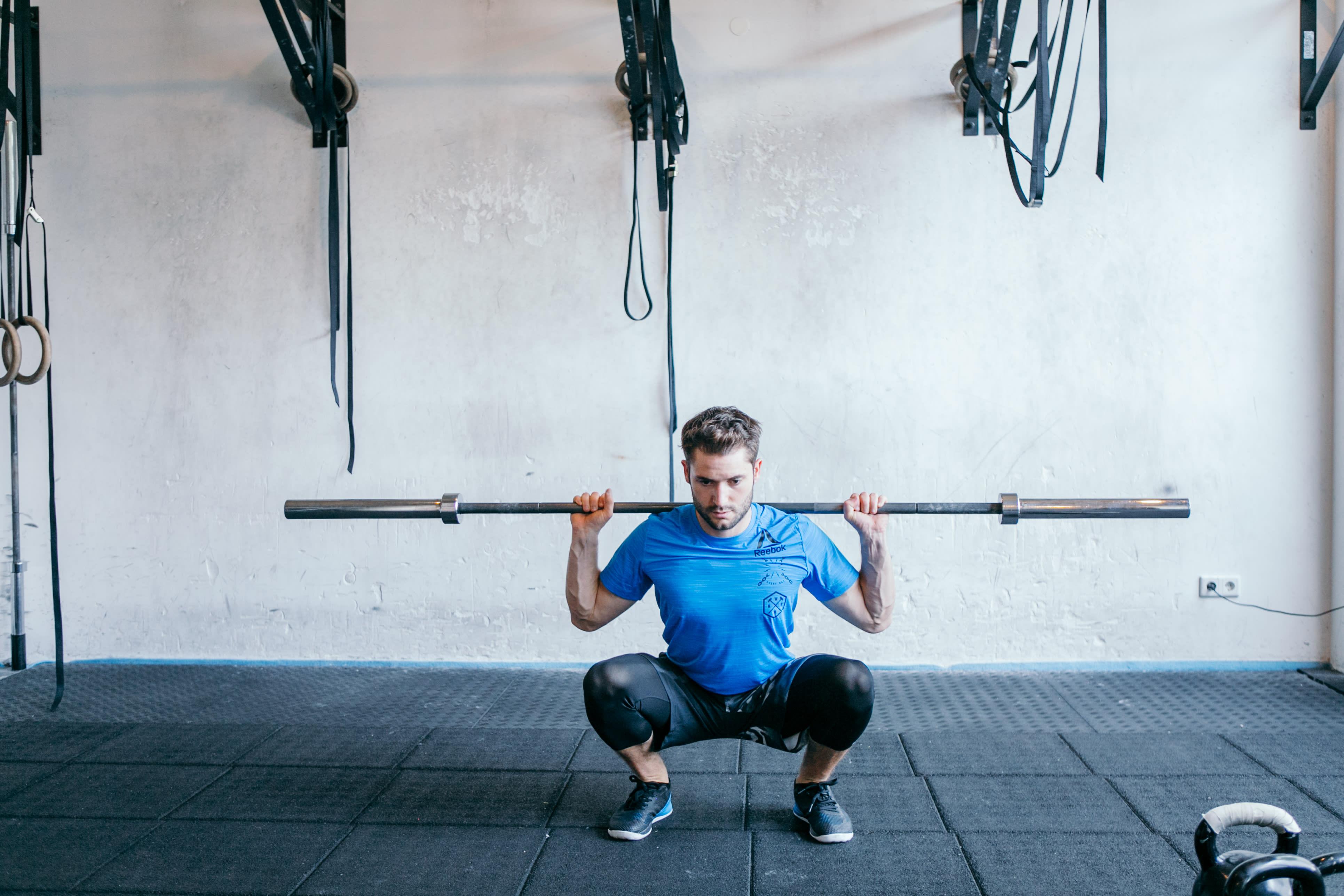 Jan Körber - CrossFit, Box