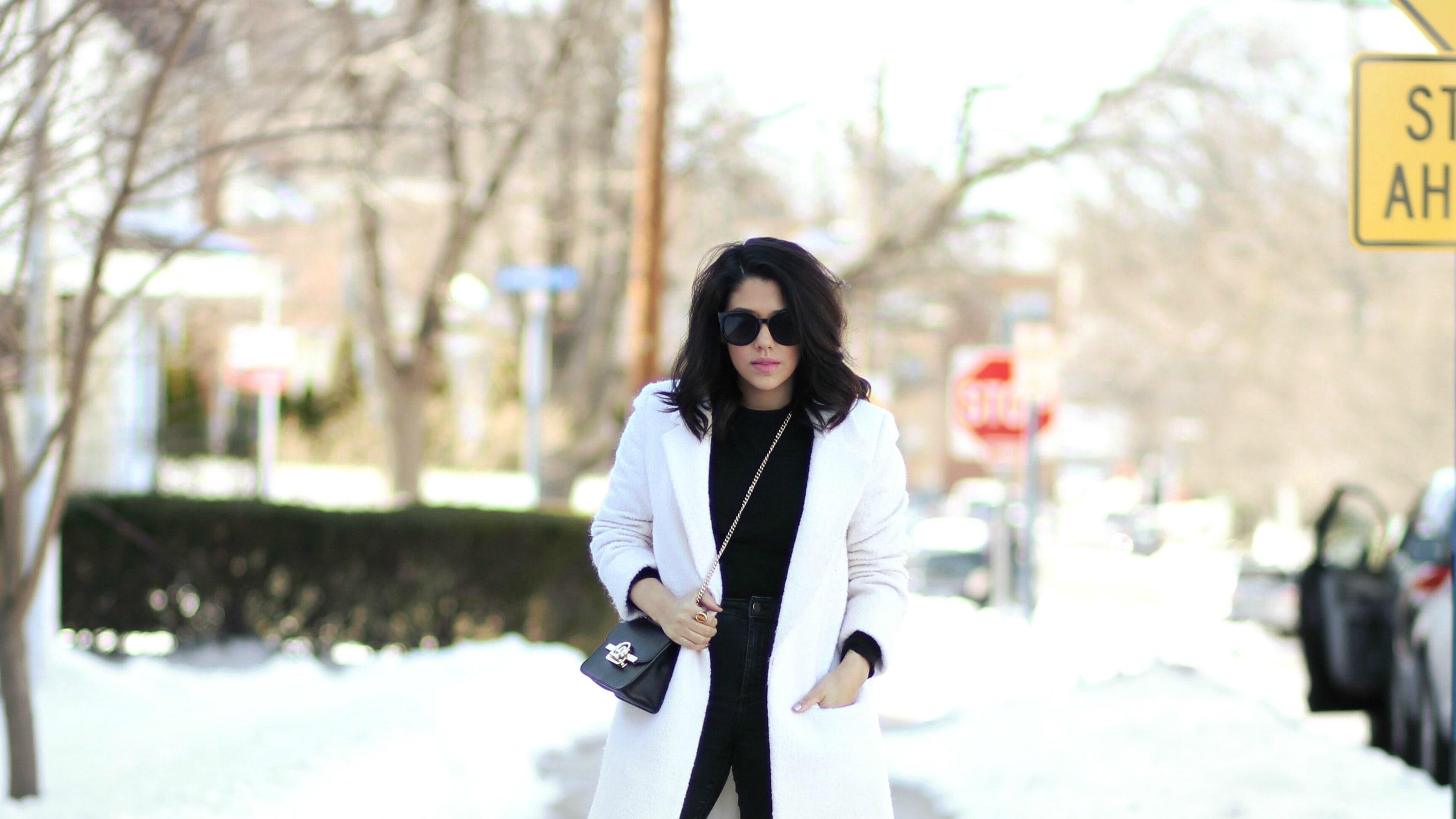 3 Outfit Ideen für deine weißen Sneaker