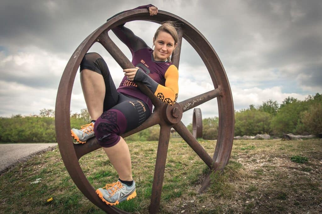Reebok Spartan Race Nicole Biolik
