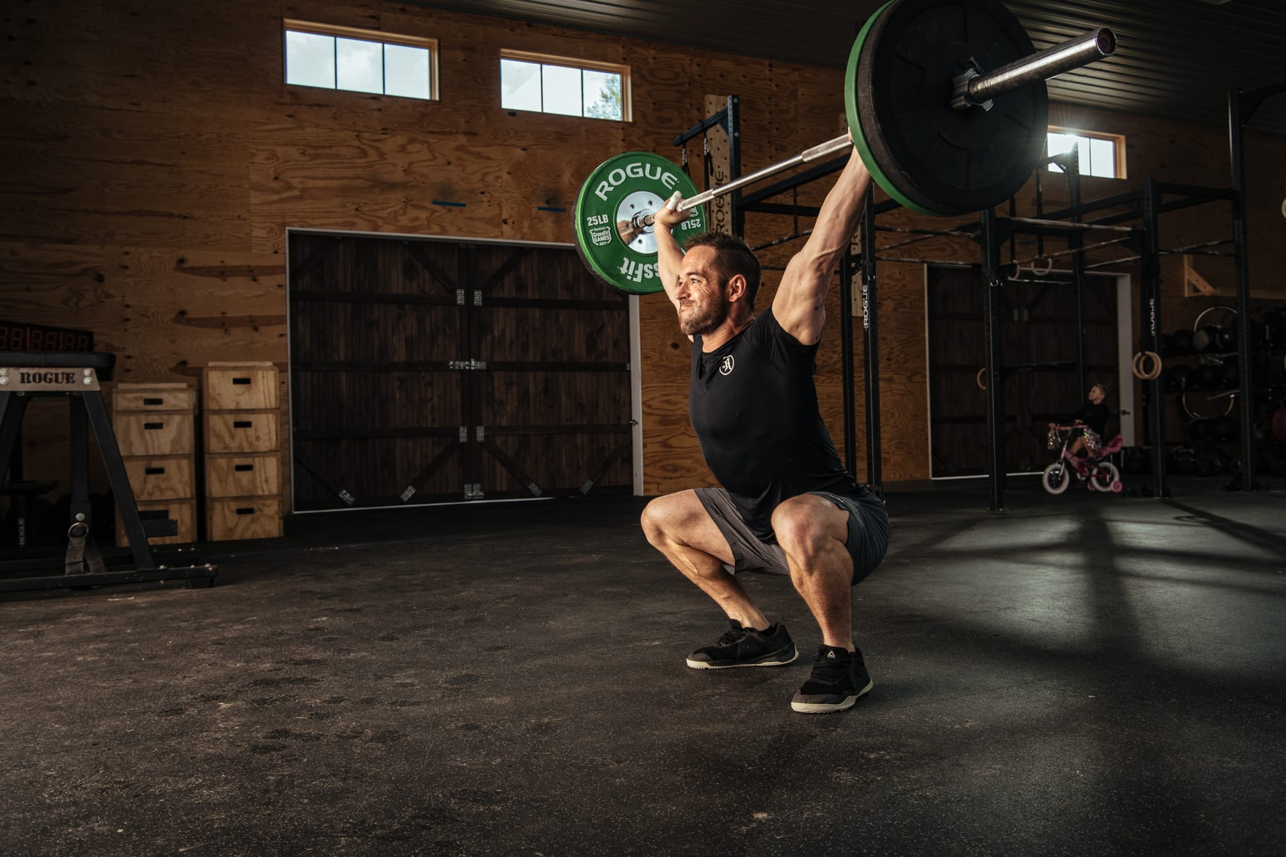 RICH FRONING SHOE REVIEW: I don't like them? (Reebok RF 1)