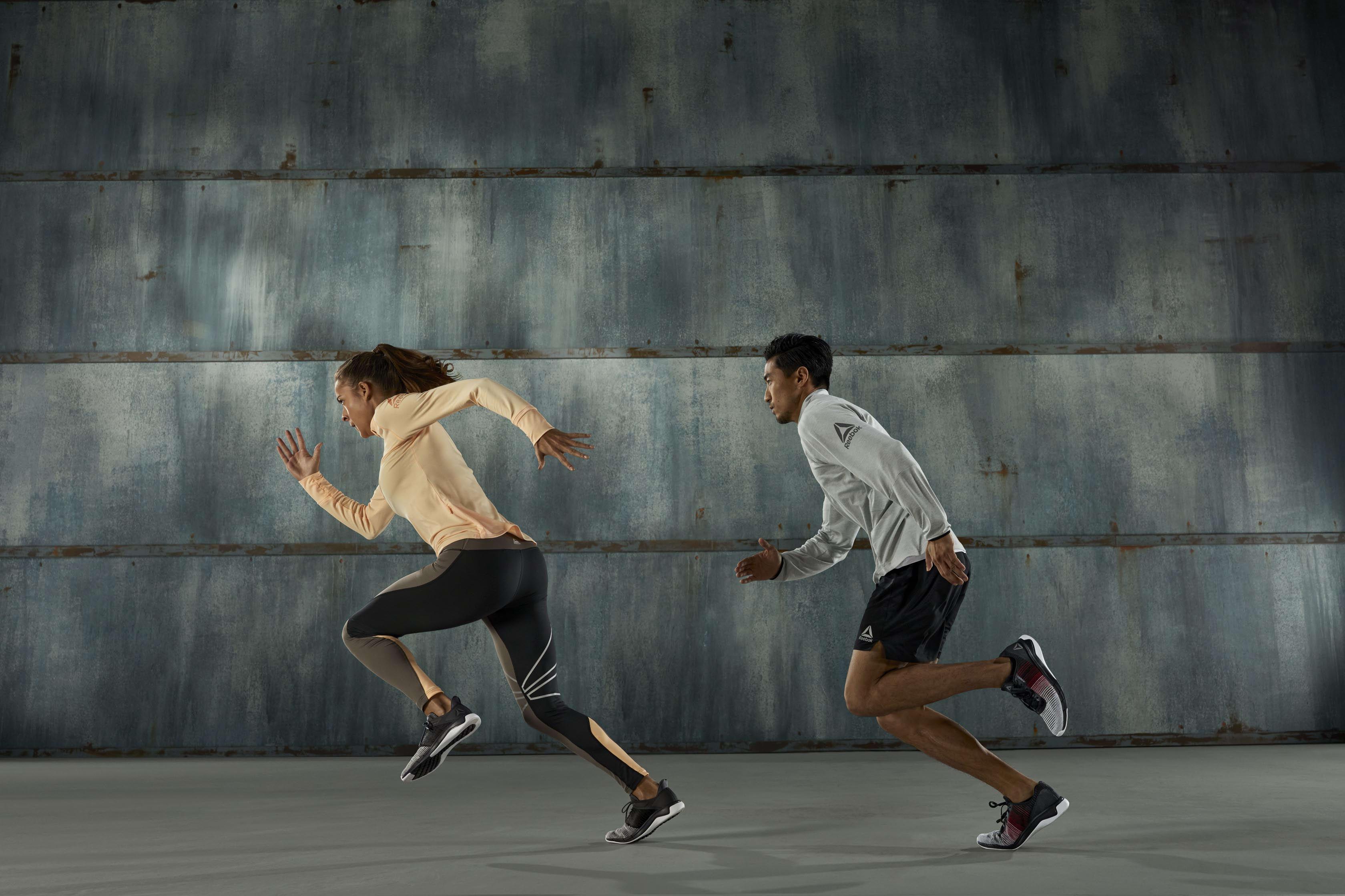Fast Flexweave Running