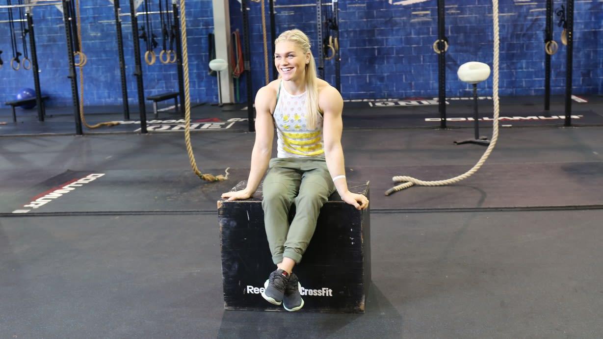 Katrin Davidsdottir Encourages All CrossFit Open