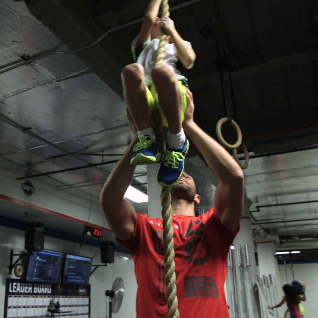 Kids Explain CrossFit