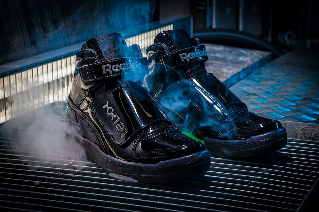 Aliens inspired trainers