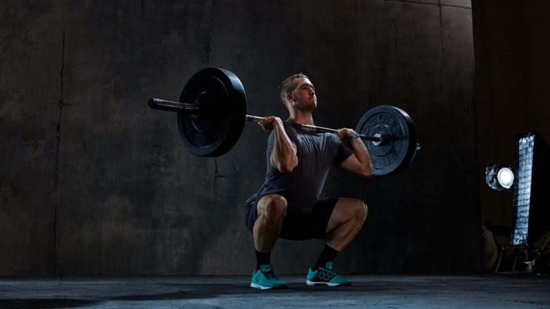 Ben Smith CrossFit Squat