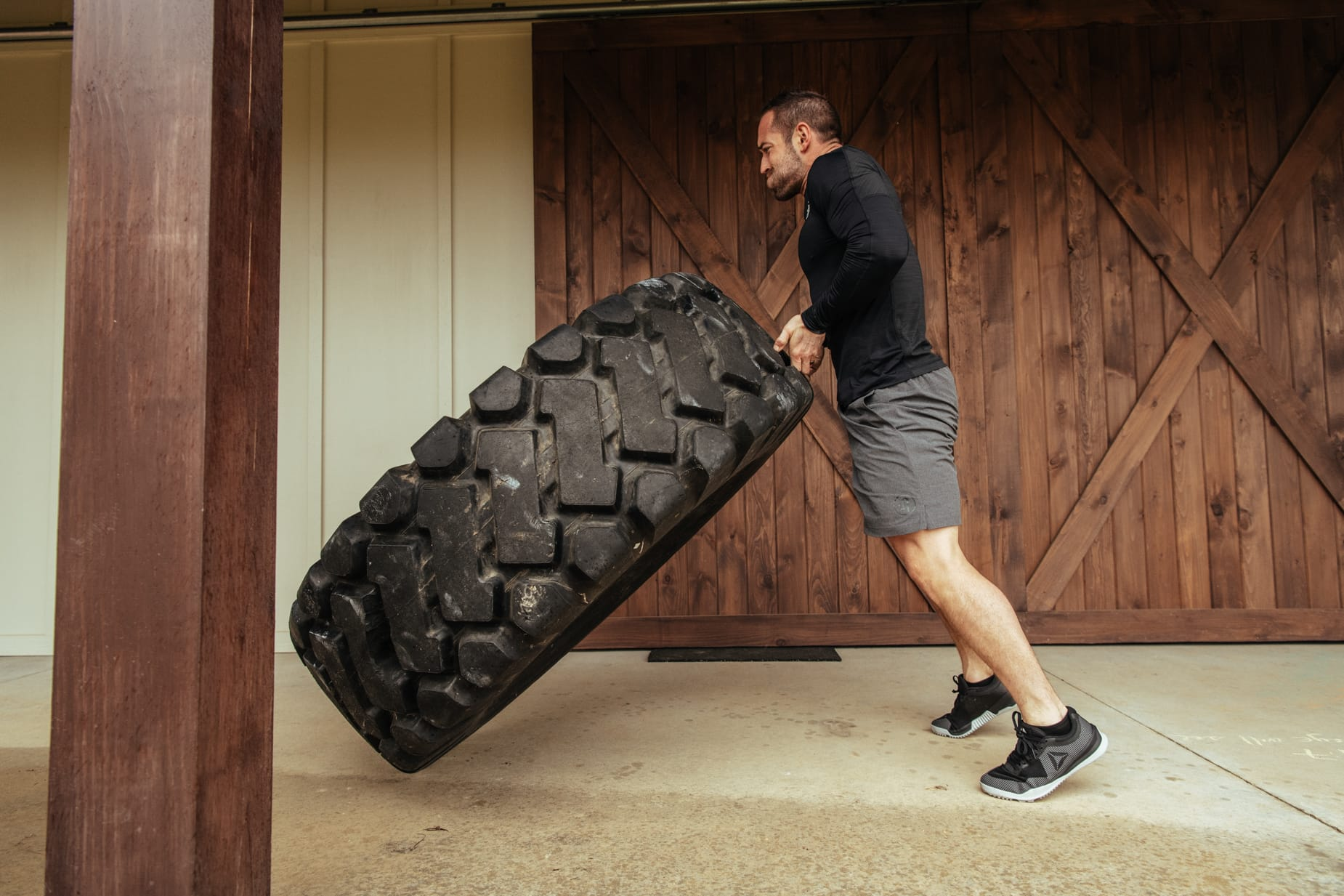Exclusive: Rich Froning Talks Designing