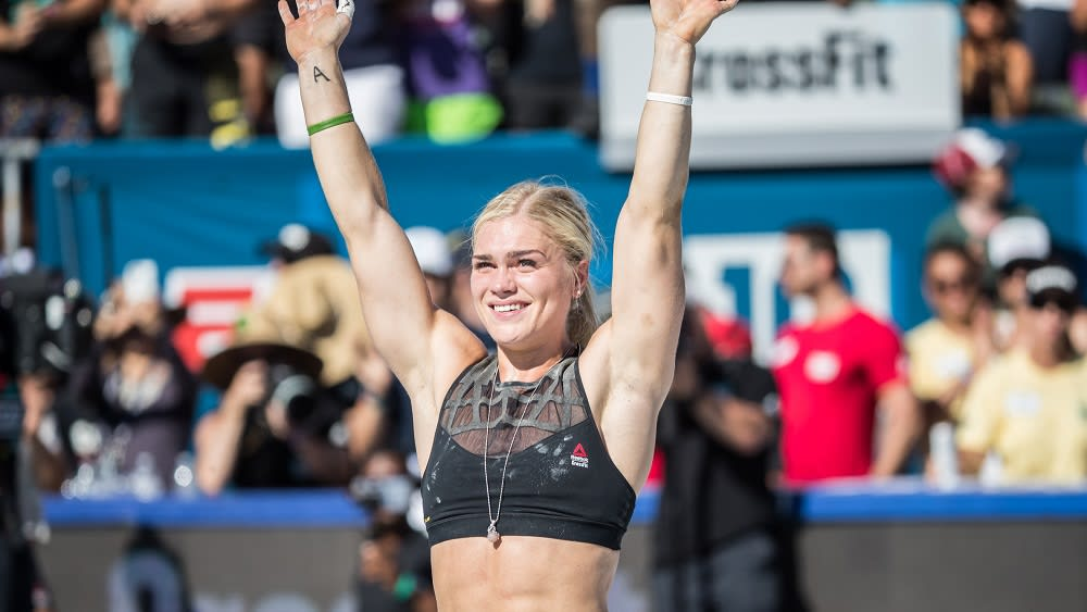 f5afd7a640 16 Best Photos from the Reebok CrossFit Games