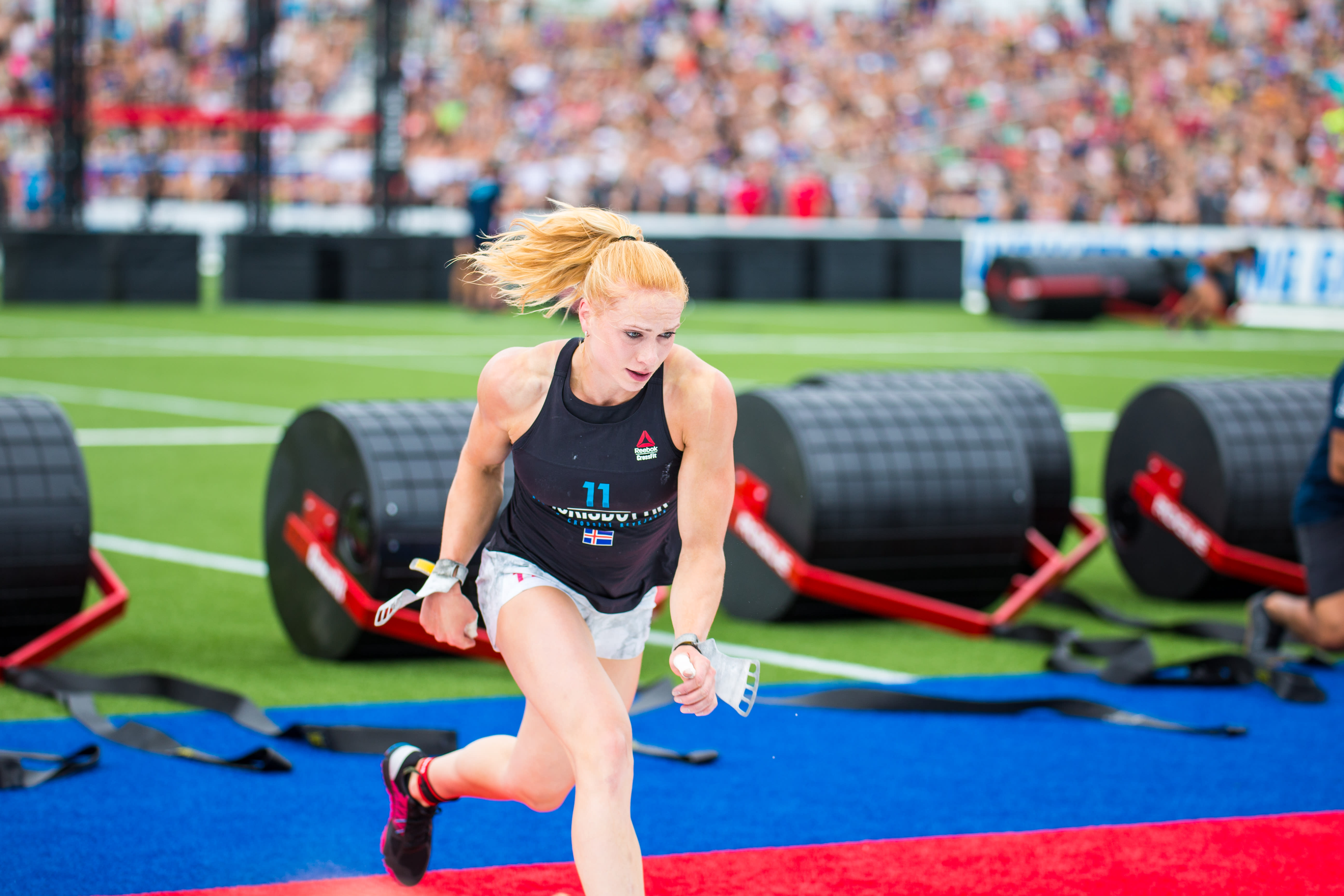 Annie Thorisdottir Talks National Champions and Why Everyone Should Redo Open Workouts