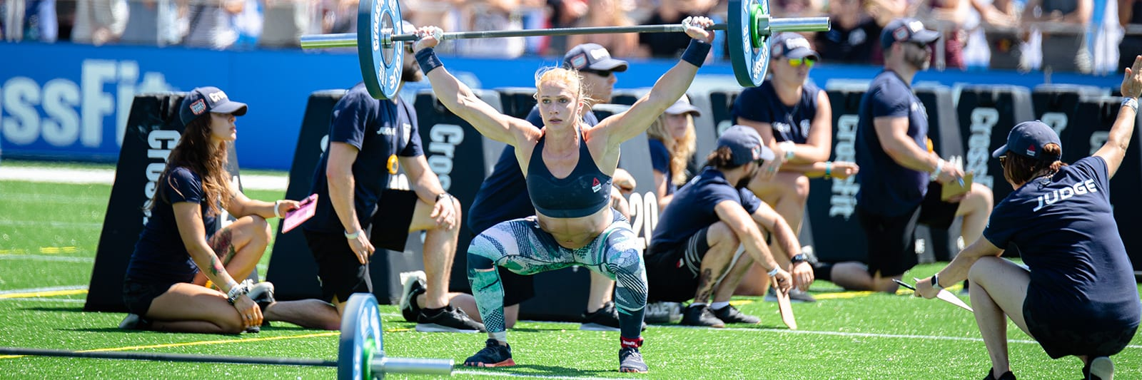Annie Thorisdottir Reflects On Ten Years Competing In The