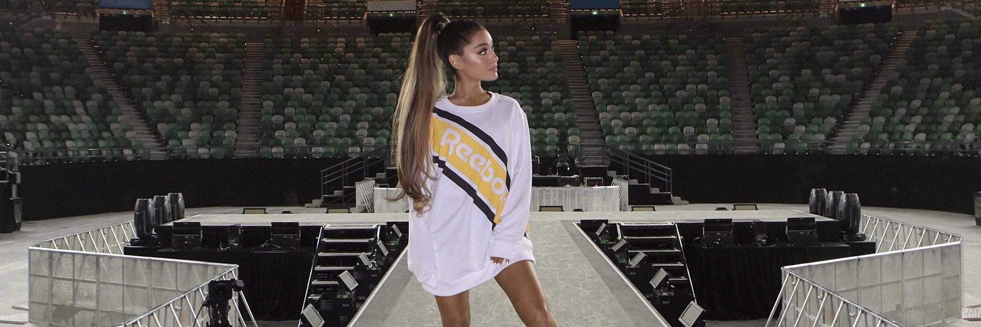 db1c8d06550 Ariana Grande and Reebok Team Up!