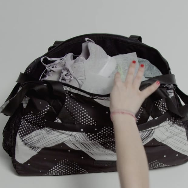 ... your post-workout outfit in a wet bag 87f1c0a67ed78