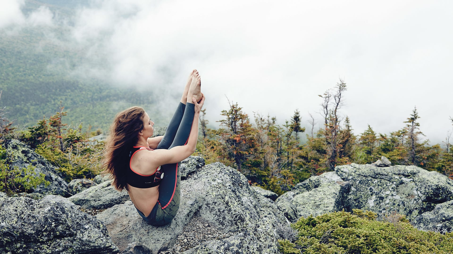Practice yoga when you're stressed