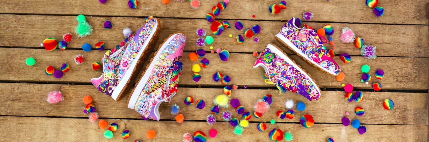 20+ Lisa Frank Reebok Shoes Images