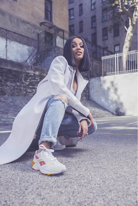 0ec10cce40 Cardi B is Living By Her Own Rules