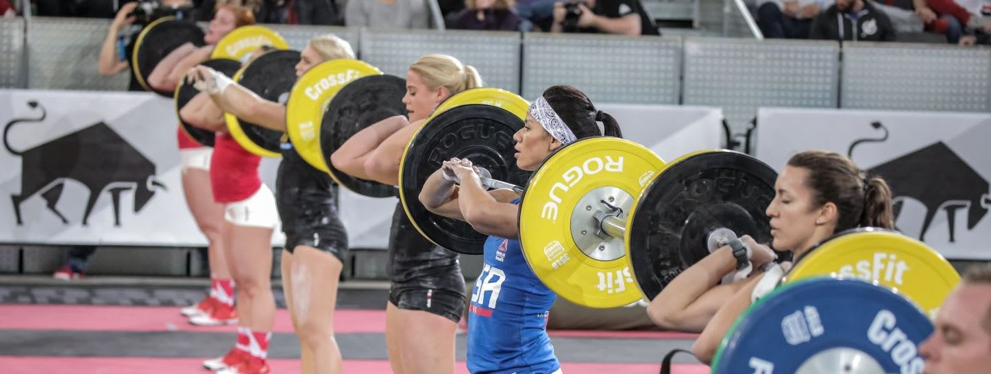 c06e81d66 8 Athletes to Watch at the 2016 Reebok CrossFit Invitational