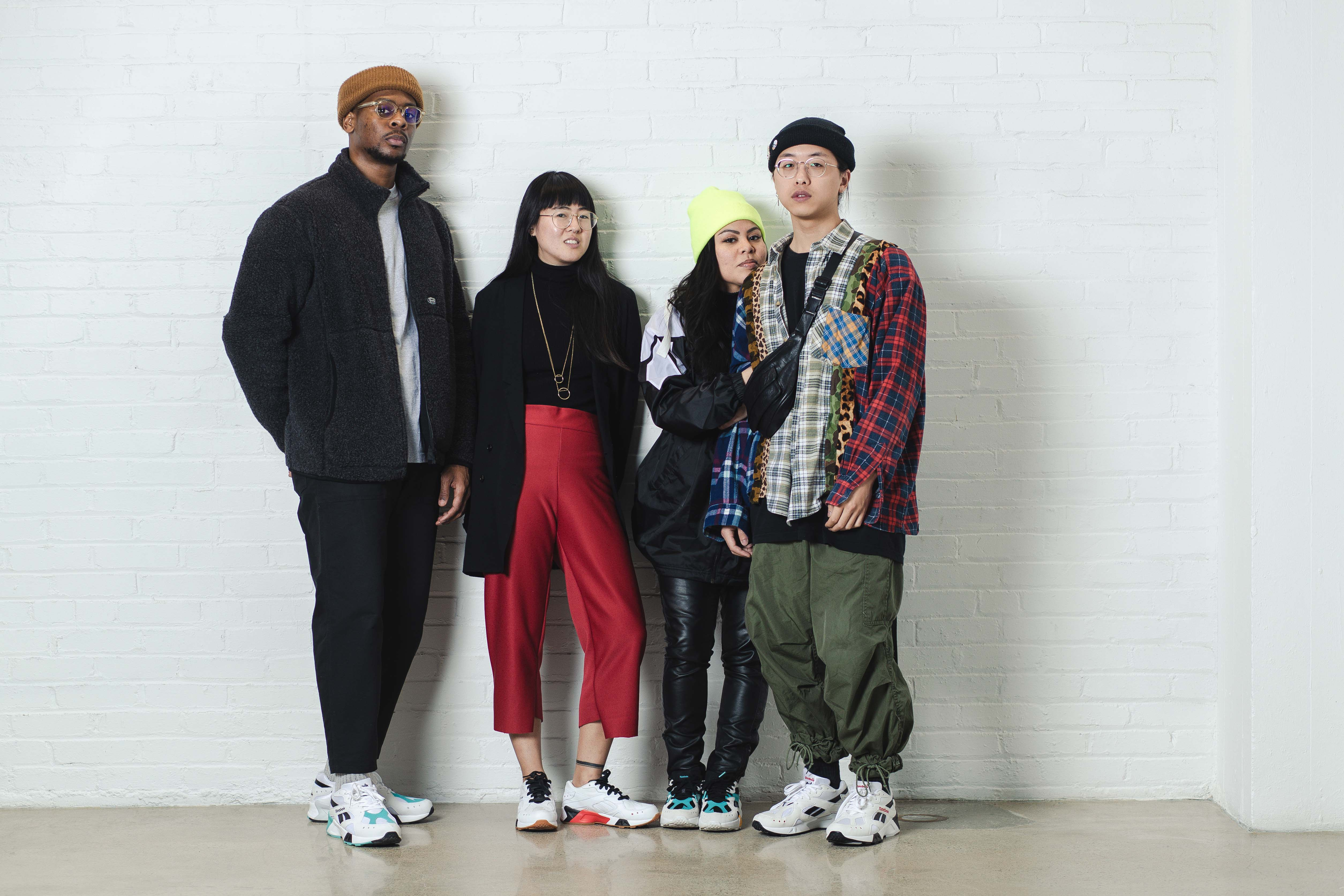 How 5 of our Designers Wear the Aztrek