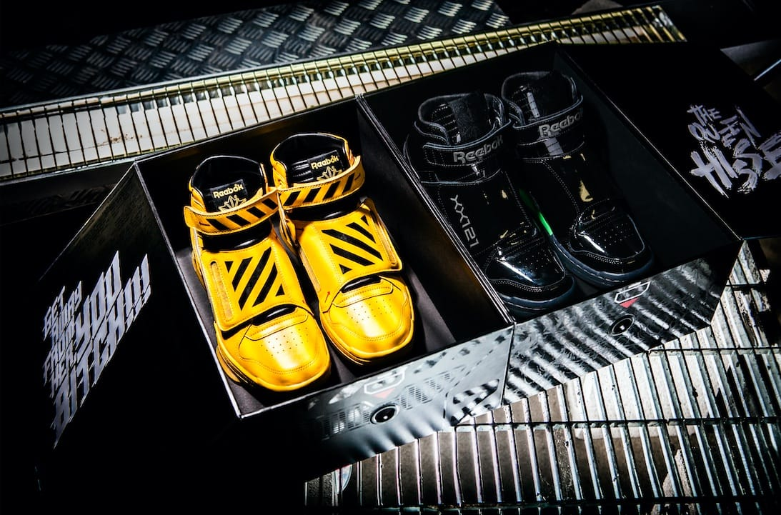 The Alien Stomper became an iconic shoe for fans and an instant must-have  collector s item. 3984cfcf5