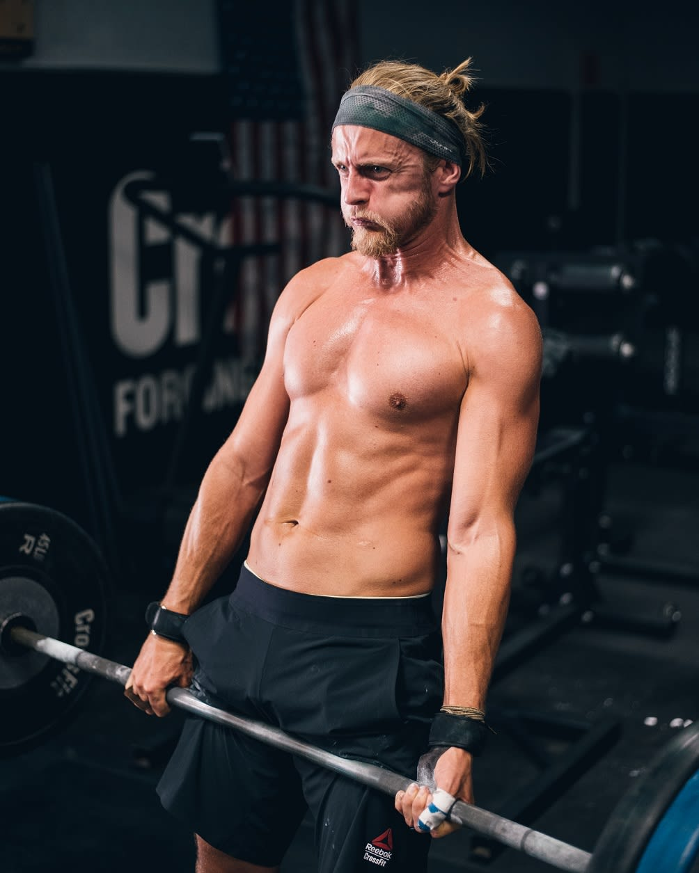How Heber Cannon Became the Ultimate CrossFit Storyteller