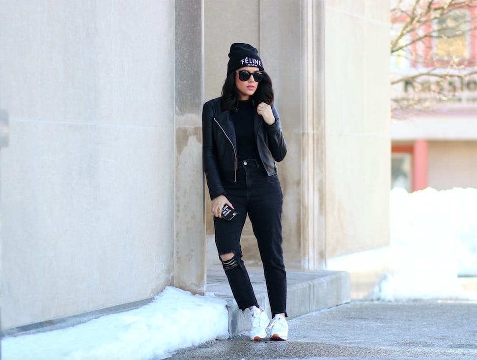 reebok sneakers outfit