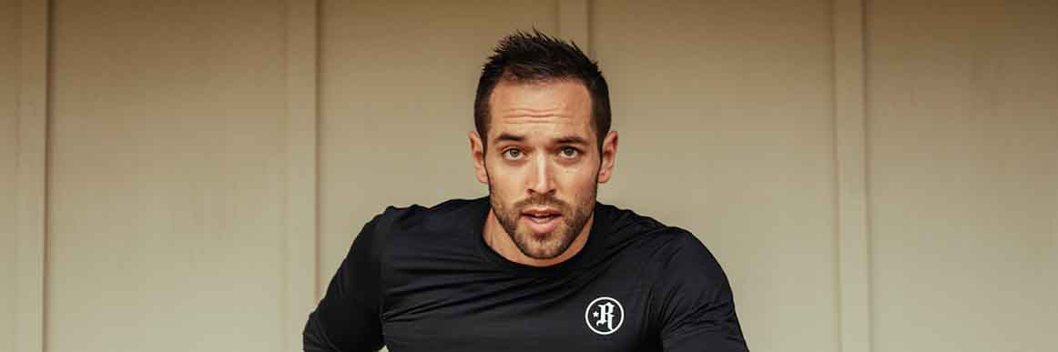 cc2f5663177ac6 Exclusive  Rich Froning Talks Designing His Capsule Collection for Reebok