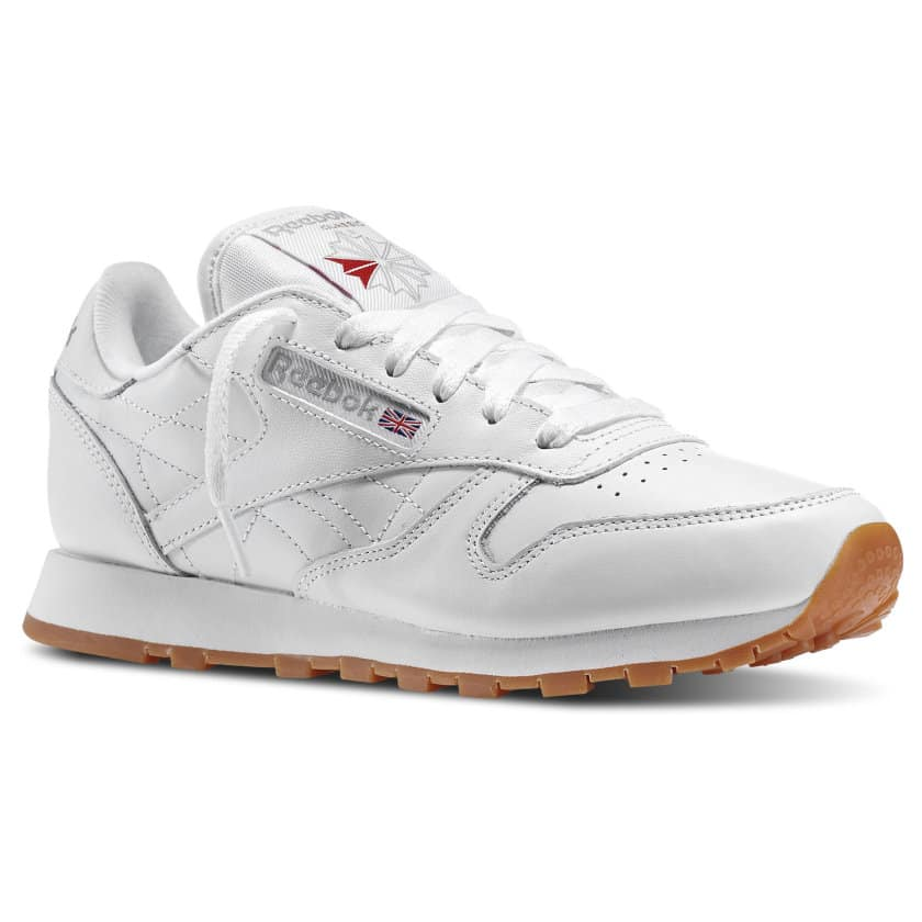 c6c5ffbd2616 Reebok Classic Leather - White | Reebok US