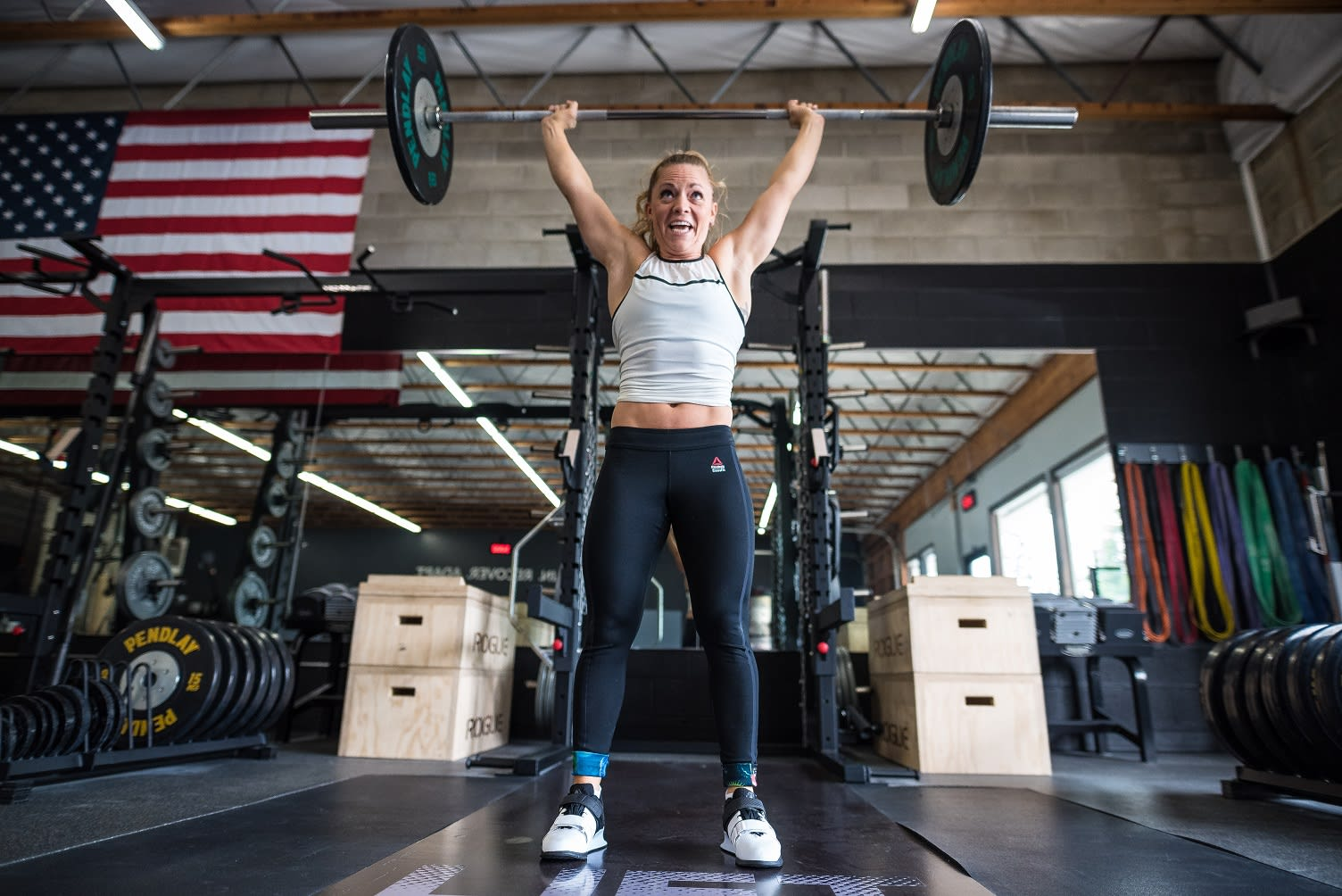 morghan-king-weightlifting