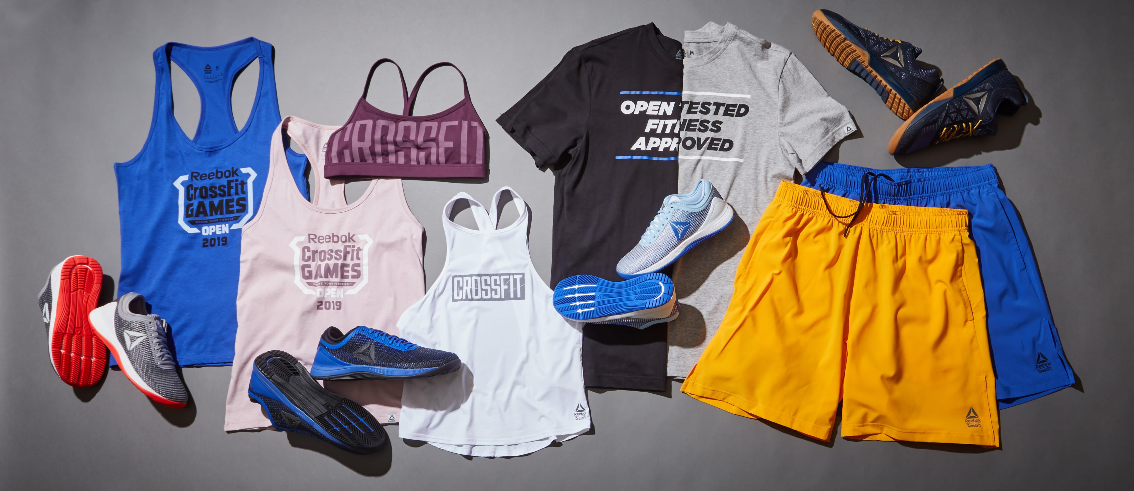 Shorts Crossfit Para Hombre Reebok Ropa, Bolsas y Calzado