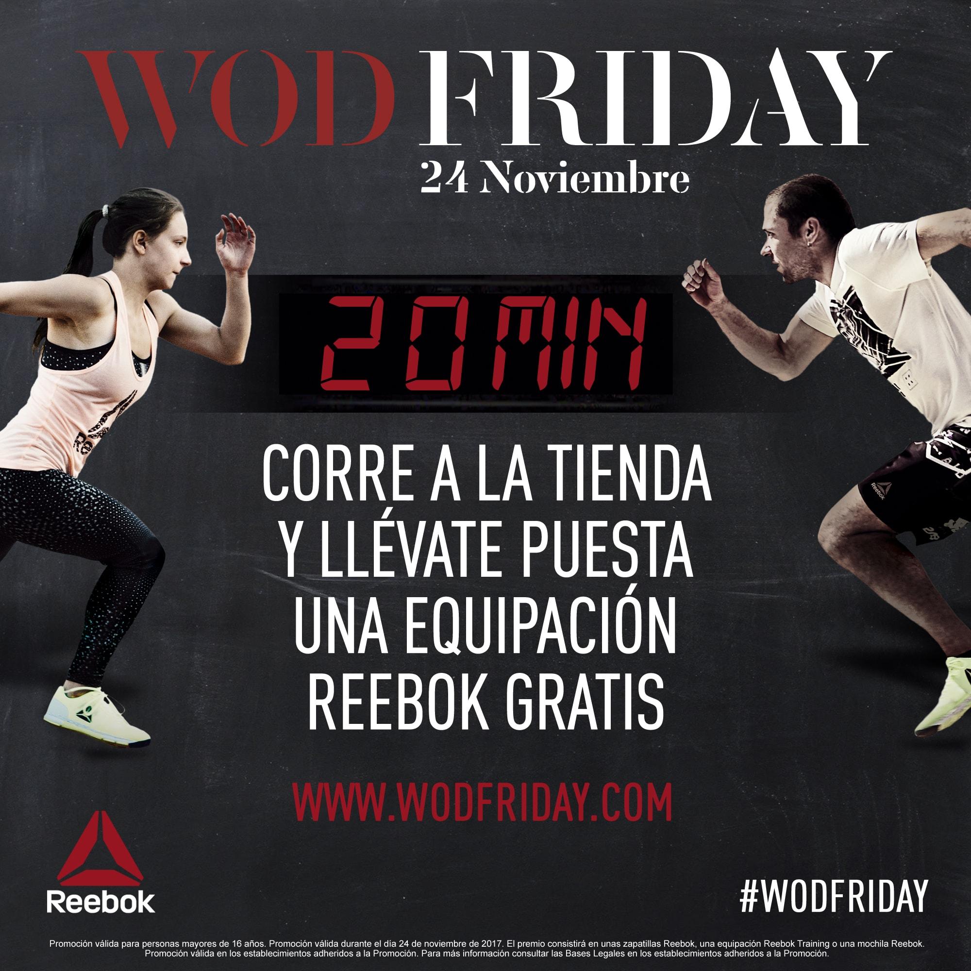 WOD Friday 1