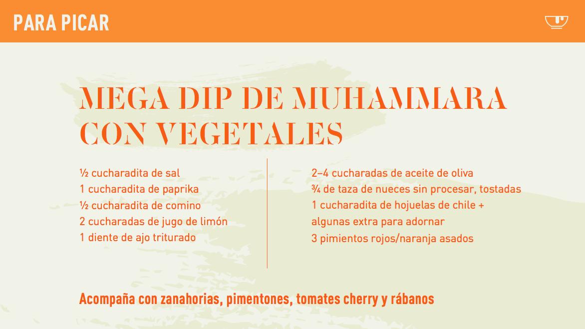 orange snack recipe
