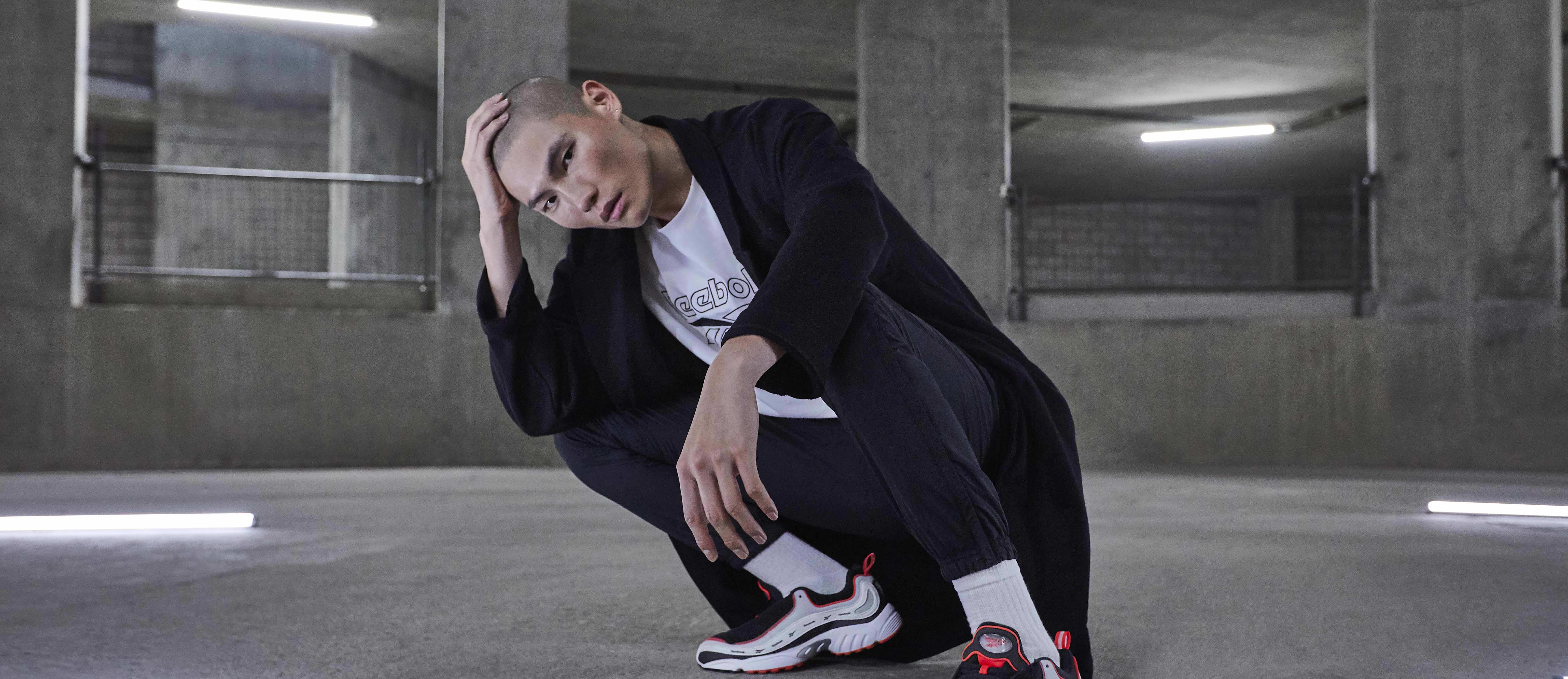 Jean Chang élève la sneaker au rang d'œuvre d'art