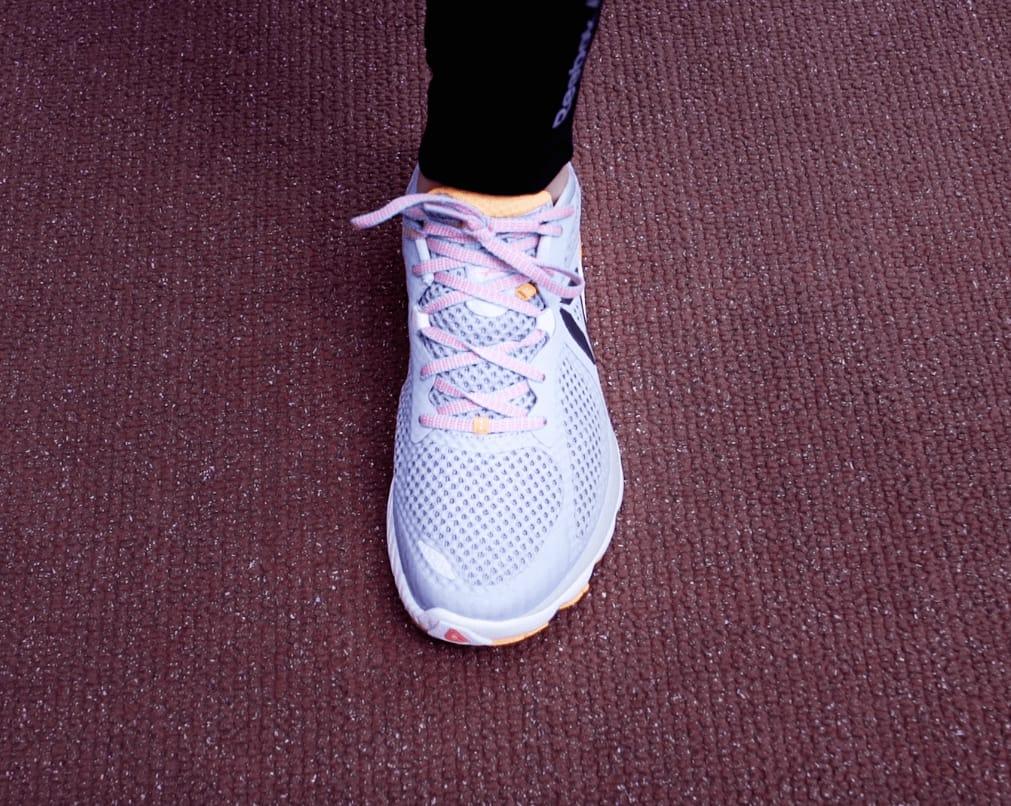 Trois façons de lacer vos chaussures de running