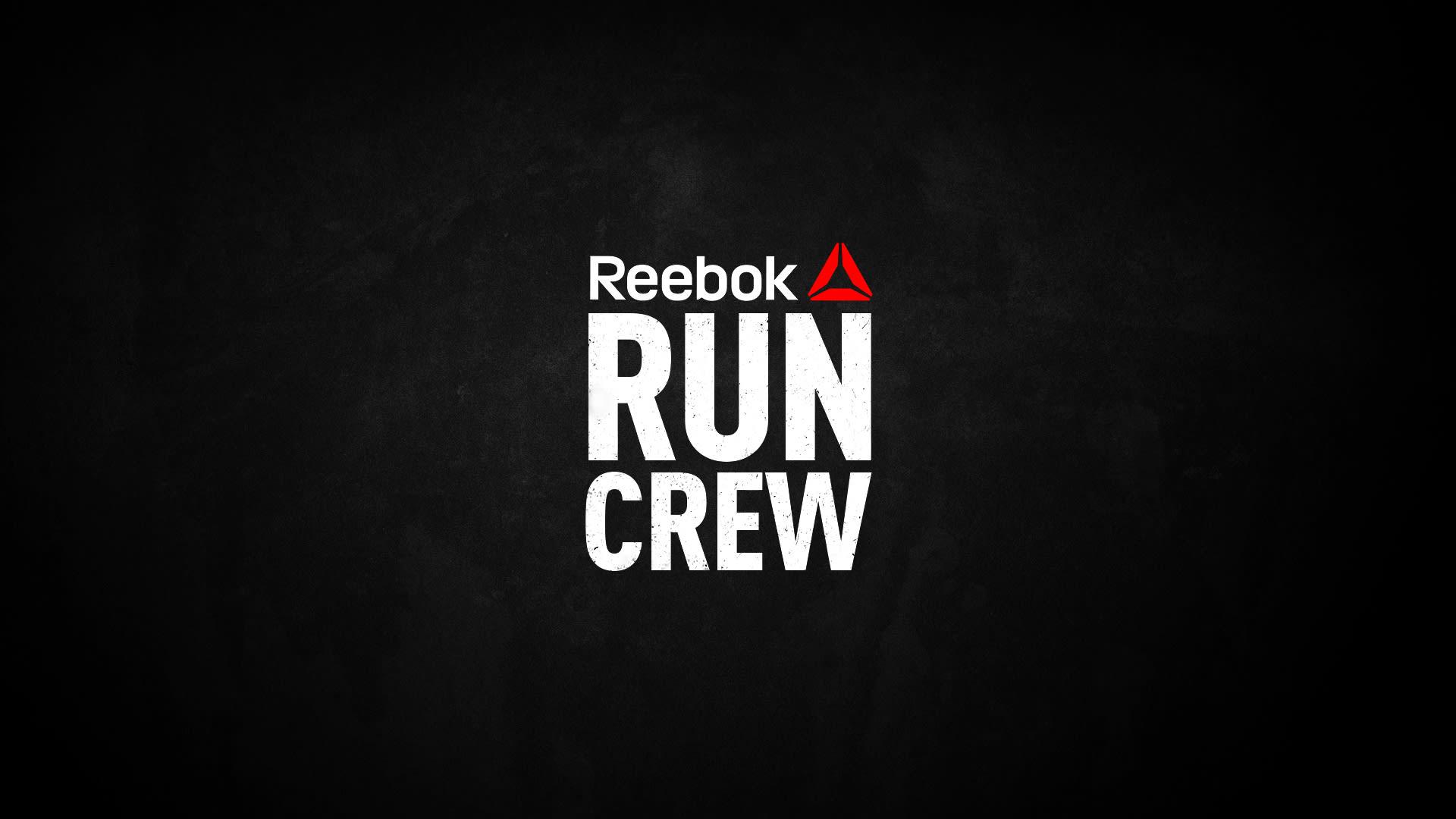 całkiem tania sklep internetowy Los Angeles Trenuj poprzez bieganie z Reebok Run Crew