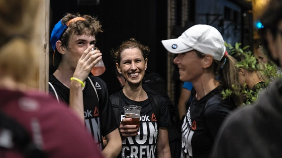 reebok run crew - city run