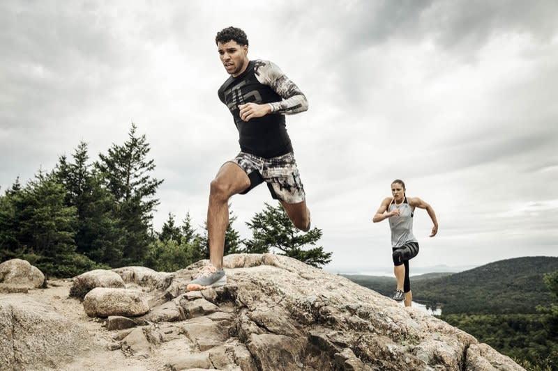 run tough