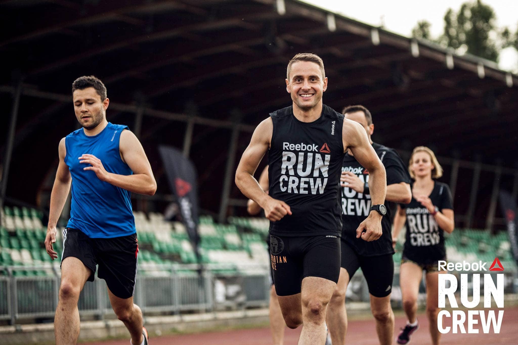 Reebok Run Crew