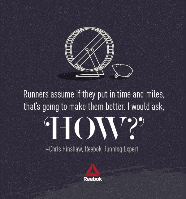 Chris Hinshaw Running Quote