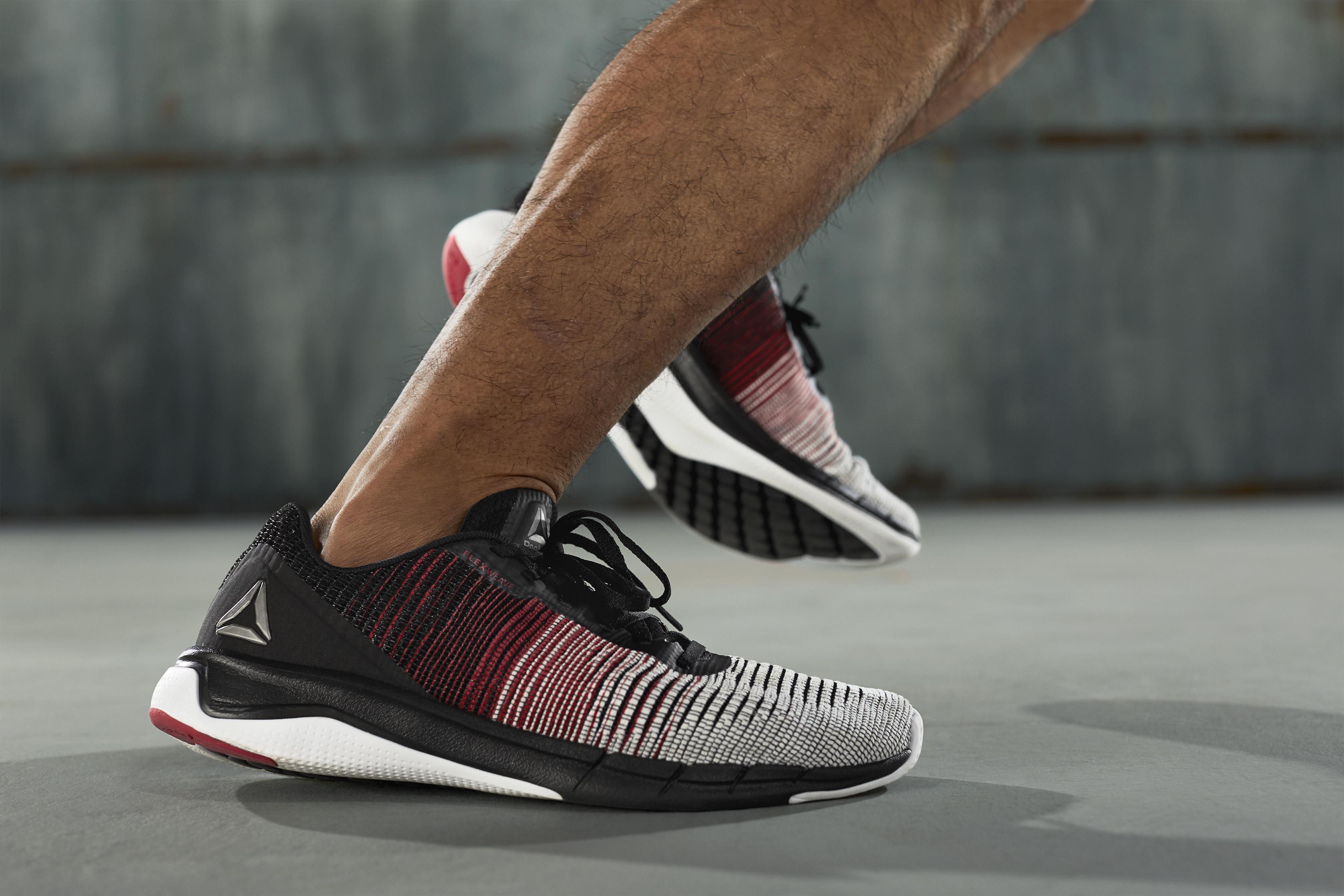 Fast Flexweave Shoe