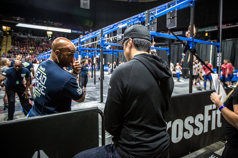 Reebok CrossFit Games Canada East Regionals