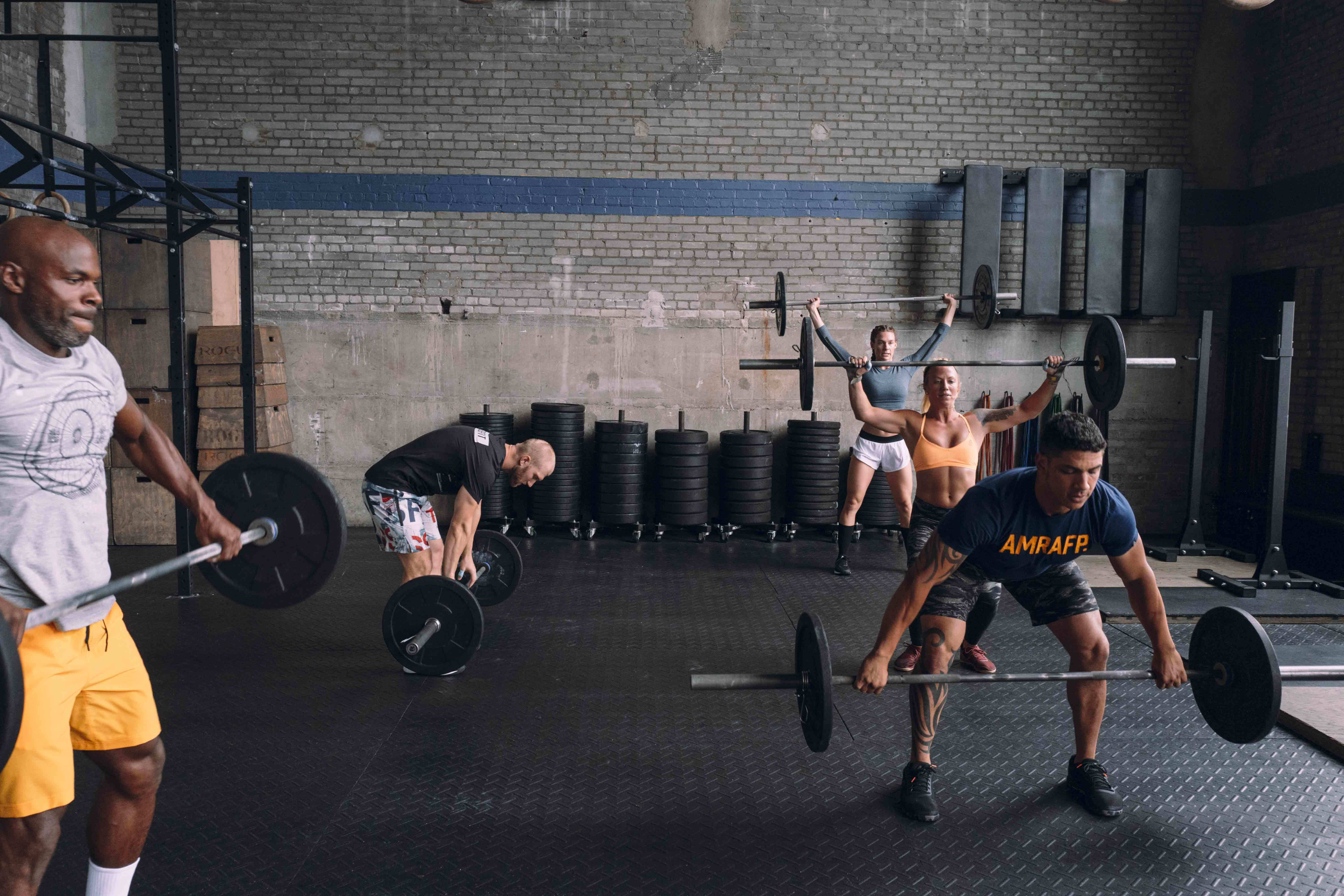 Check Out Reebok's Massive New CrossFit Gym on Melrose