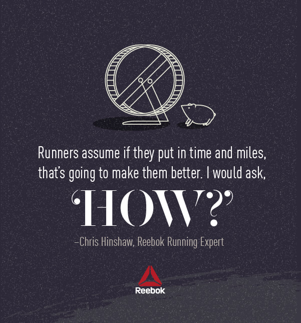 Chris Hinshaw Running Quote