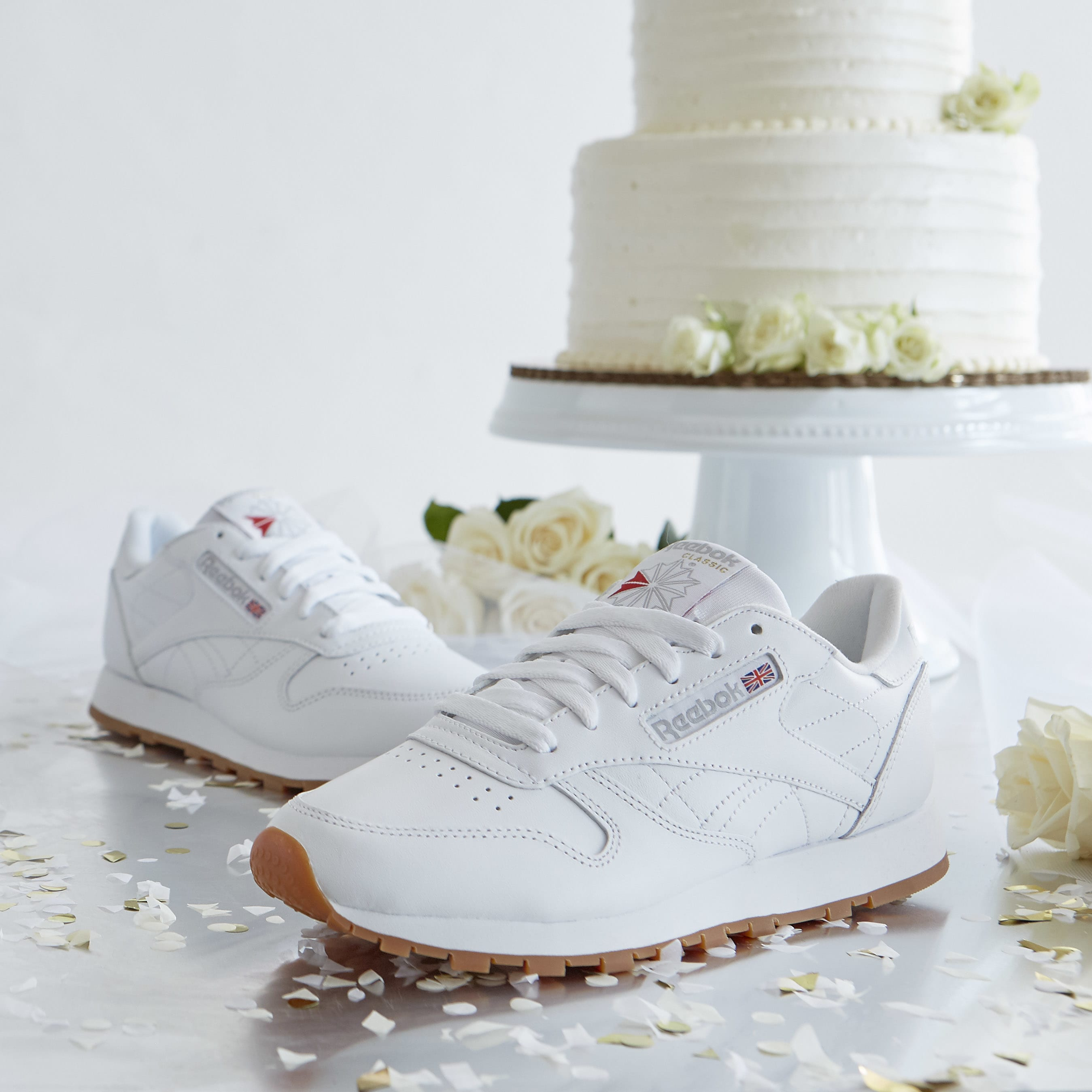 The Best Wedding Sneakers for Brides