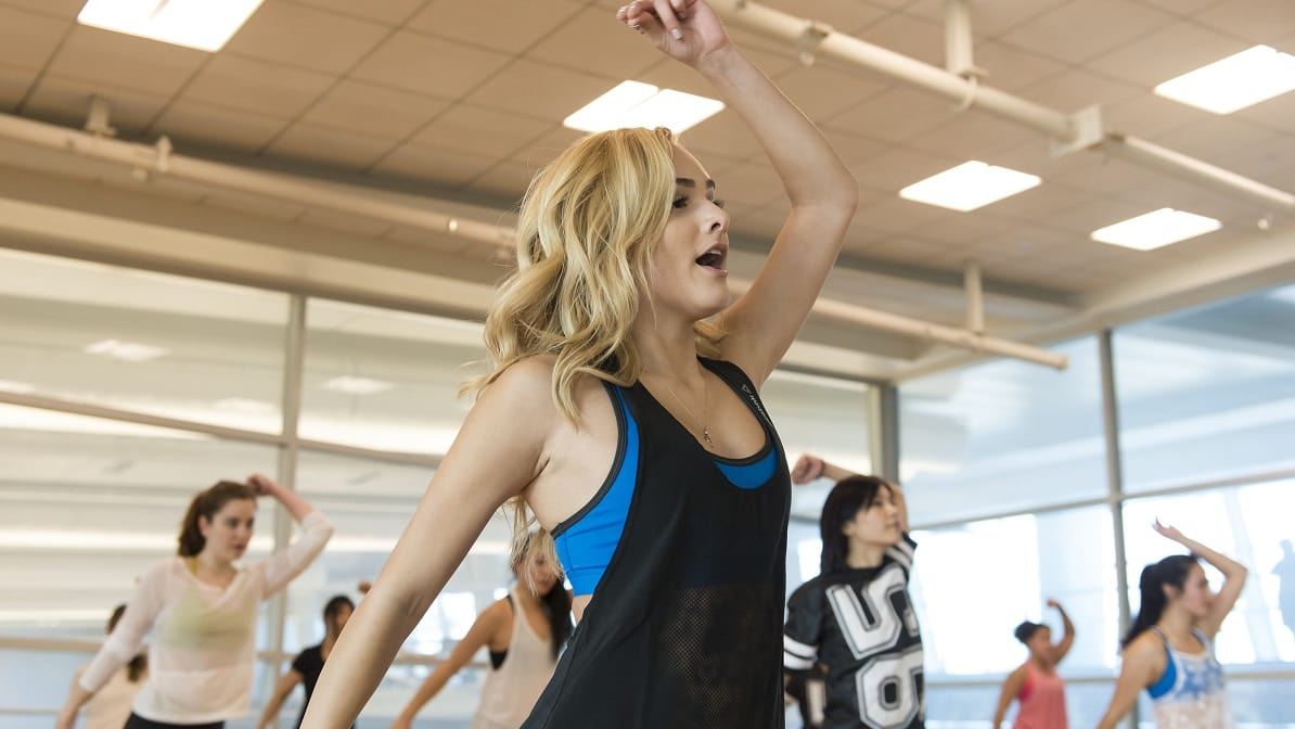 what makes being a dancer so tough chachi