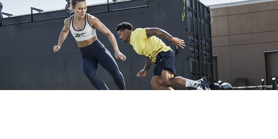 Sportbekleidung & Schuhe   Reebok Online Shop Deutschland