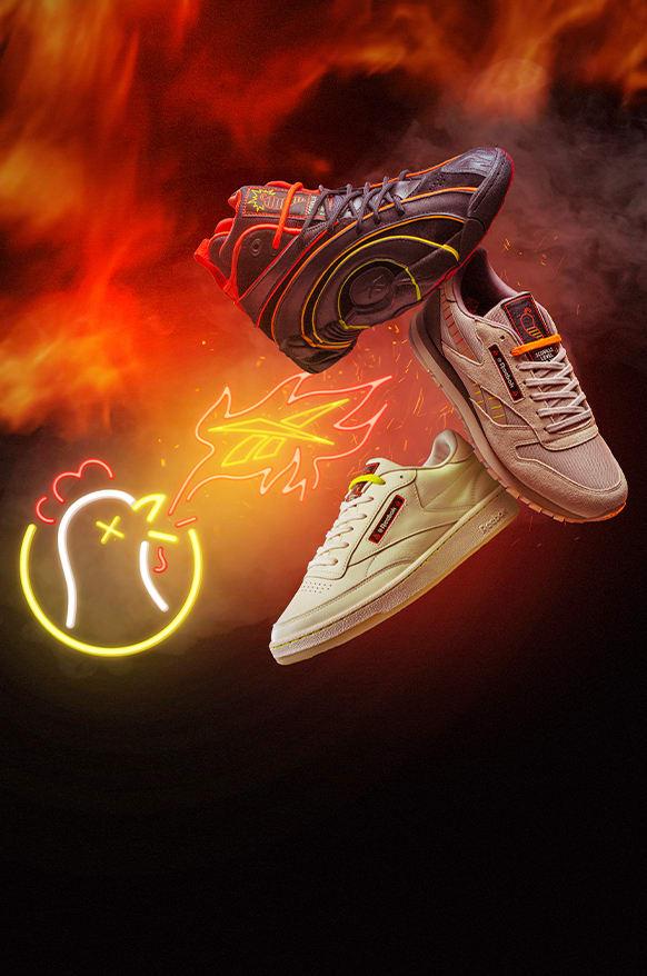 Shoes - Classic Shoes   Reebok
