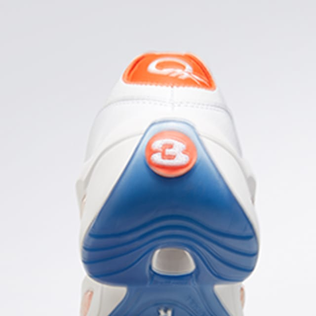 Reebok Question Low Grade School Basketball Shoes White Reebok Us