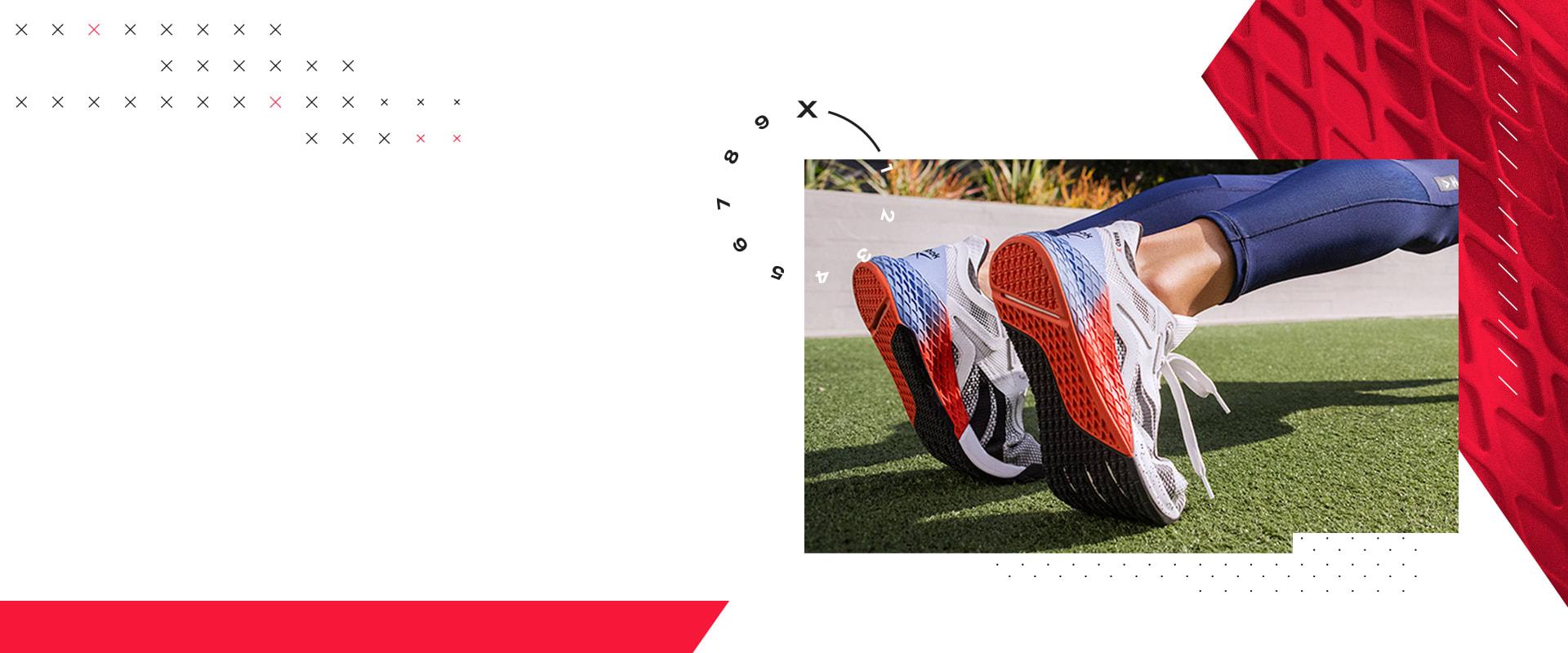Vetements et Chaussures de Sport | Boutique en ligne Reebok FR
